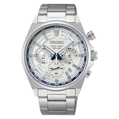 Relogio Seiko cronograph Quartz Ssb395b1 Limited edition masculino