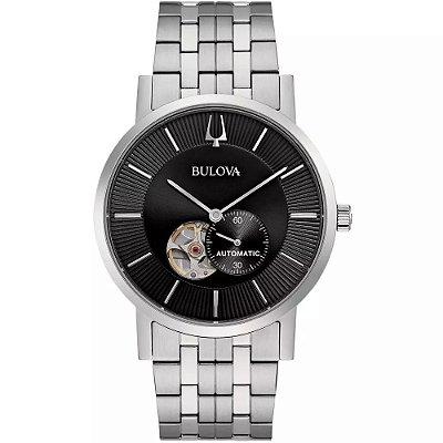 Relógio Bulova Clipper automático 96a239 masculino