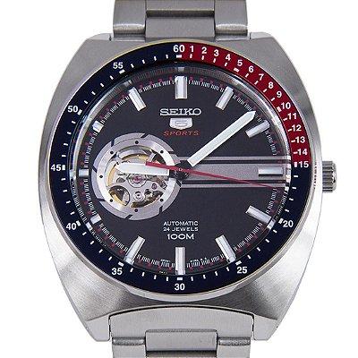 Relógio Seiko 5 Sports  Automático SSA329B1 PEPSI