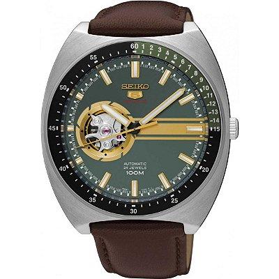 Relógio Seiko 5 Sports  Automático Recraft SSA333B1 F1MX