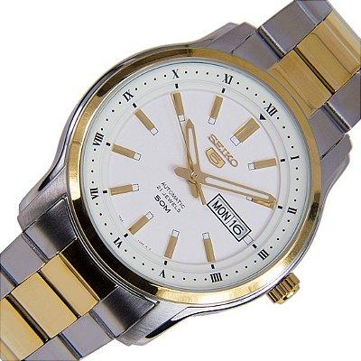 Relógio Seiko 5 Automático SNKP14B1