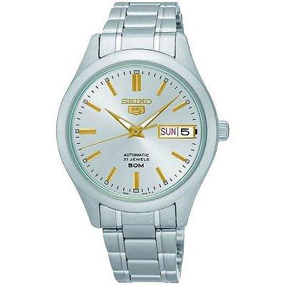 Relógio Seiko 5 Automático Feminino SNK885B1