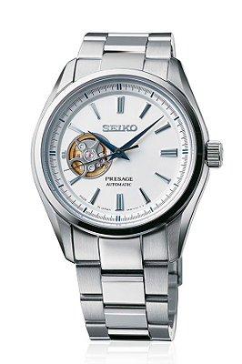 Relógio Seiko PRESAGE Automático SSA355J1 S1SX MADE JAPAN