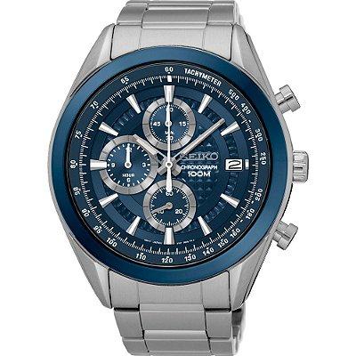 Relógio Seiko cronograph QUARTZ  SSB177B1 masculino