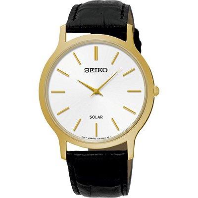 Relógio Seiko Solar SUP872B1 Masculino