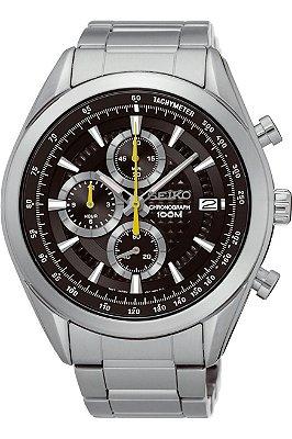Relógio Seiko cronograph QUARTZ  SSB175B1 masculino