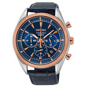 Relógio Seiko QUARTZ cronograph ssb160b1
