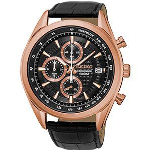 Relógio Seiko cronograph QUARTZ  SSB202B1 masculino