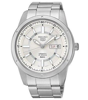 Relógio Seiko 5 Automático SNKN09B1 masculino