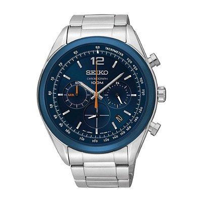 Relógio Seiko QUARTZ cronograph ssb091b1 masculino