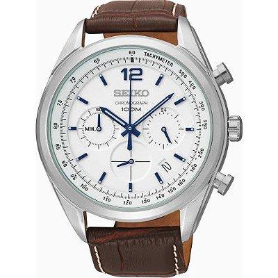 Relógio Seiko QUARTZ cronograph ssb095b1 masculino