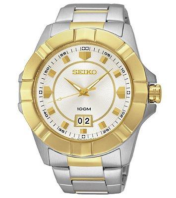 Relógio Seiko Lord Quartz SUR134B1 Masculino
