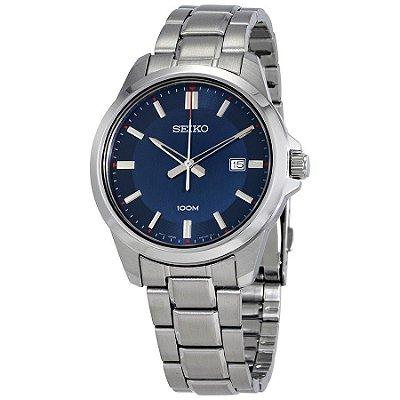 Relógio Seiko Quartz SUR243B1 Masculino