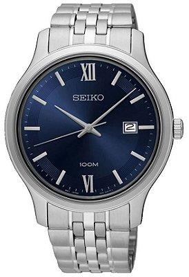Relógio Seiko Quartz SUR219B1 Masculino