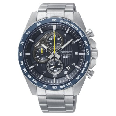 Relógio Seiko cronograph QUARTZ  SSB321B1 masculino