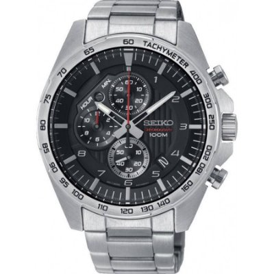 Relógio Seiko cronograph QUARTZ  SSB319B1 masculino