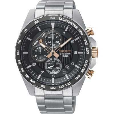 Relógio Seiko cronograph QUARTZ  SSB323B1 masculino