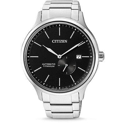 Relógio Citizen Automático Super Titanium Sunray masculino NJ0090-81E / TZ20886T