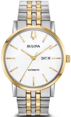 Relógio Bulova Classic automático 98c130 masculino