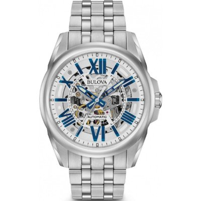 Relógio Bulova Classic automático 96A187 masculino