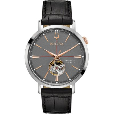 Relógio Bulova Classic automático 98A187 masculino