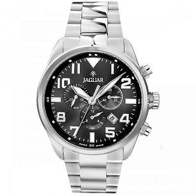 Relógio Jaguar Quartz Masculino J03CBSS01 SWISS MADE