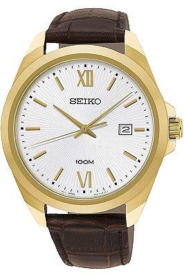 Relógio Seiko Quartz SUR284B1 Masculino
