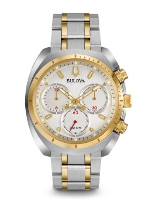 Relógio Bulova Curv Precisionist Quartz Masculino 98a157
