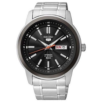 Relógio Seiko 5 Automático masculino SNKM89B1