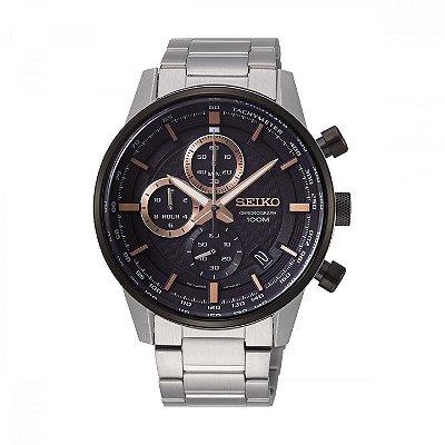Relogio Seiko cronograph Quartz Ssb331b1 masculino