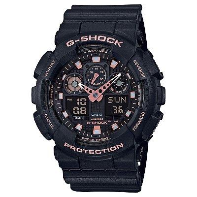 Relogio Casio G-SHOCK GA-100GBX-1A4DR