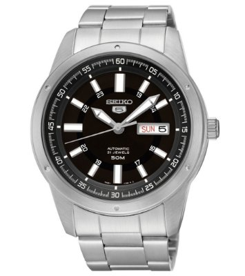 Relógio Seiko 5 Automático SNKN13B1 masculino