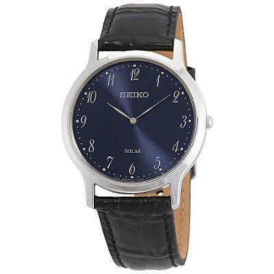 Relógio Seiko Solar SUP861B1 Masculino