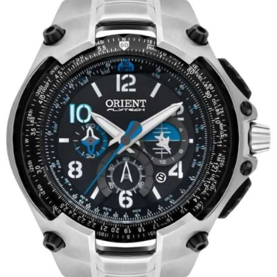 Relogio Orient Flytech Mbttc016 masculino Titanium Ediçao Limitada
