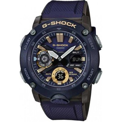 Relogio Casio G-SHOCK Carbon Core Guard GA-2000-2ADR