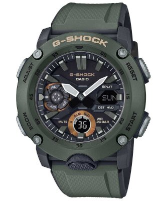 Relogio Casio G-SHOCK Carbon Core Guard GA-2000-3ADR
