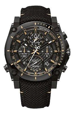 Relógio Bulova 300 Metros Masculino 98B318 Precisionist Quartz