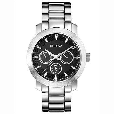 Relógio Bulova Quartz Masculino 96c112