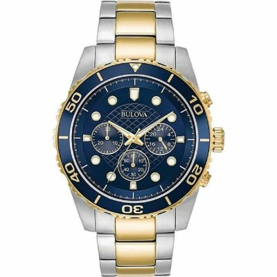 Relógio Bulova Classic Quartz Masculino 98a170