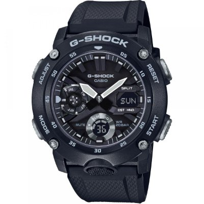 Relogio Casio G-SHOCK Carbon Core Guard GA-2000s-1ADR