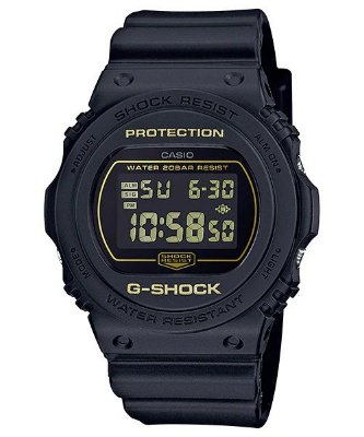 Relogio Casio G-SHOCK DW-5700BBM-1DR SPECIAL COLOR