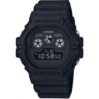 Relogio Casio G-SHOCK DW-5900BB-1DR *REVIVAL