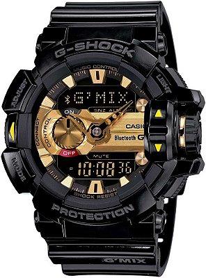 Relogio Casio G-SHOCK GBA-400-1A9DR GMIX