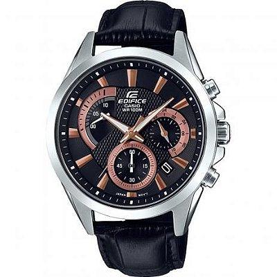 Relógio Casio Masculino Edifice Cronógrafo EFV-580L-1AVUDF