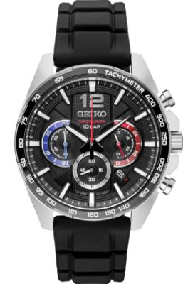 Relógio Seiko cronograph QUARTZ SSB347B1 masculino