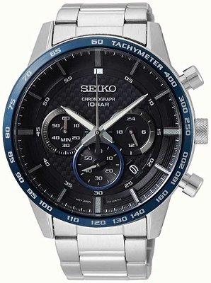 Relogio Seiko cronograph Quartz Ssb357b1 masculino