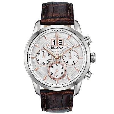 Relógio Bulova Sutton Quartz Masculino 96b309