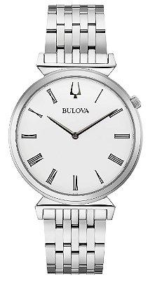 Relógio Bulova Regatta Slim Quartz 96a232 masculino