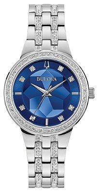Relógio Bulova Phantom Swarovski 96l276 Quartz feminino
