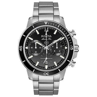 Relógio Bulova Marine Star Quartz Masculino 96b272